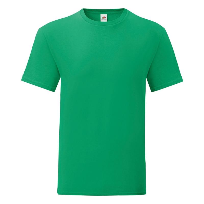 Футболка мужская ICONIC 150, Зеленый, S, 614300.47 S