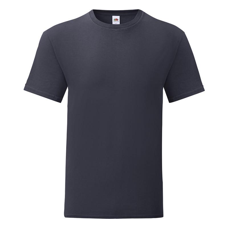 Футболка мужская ICONIC 150, Темно-синий, L, 614300.AZ L