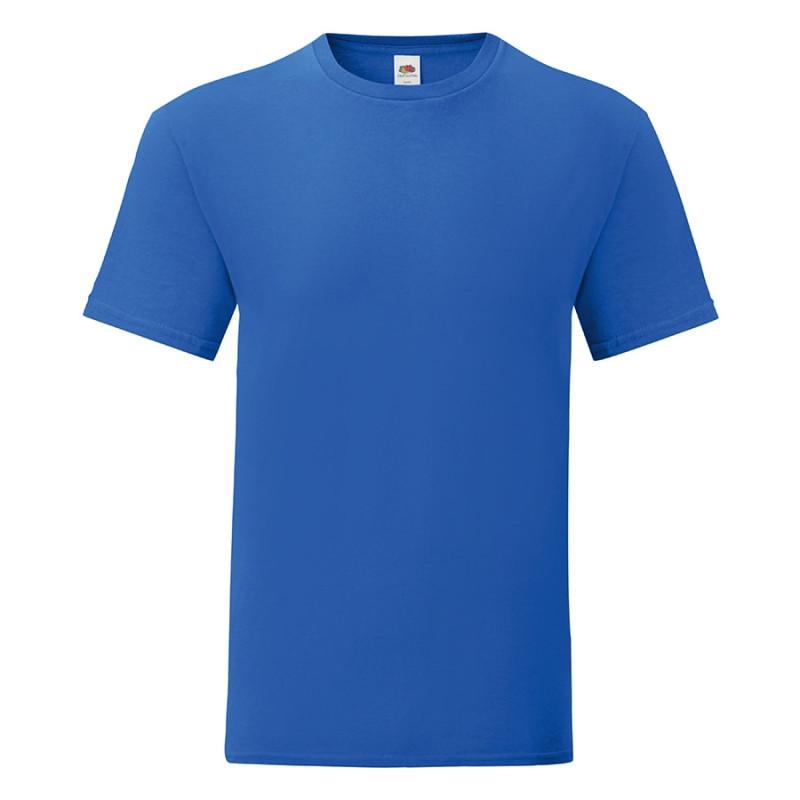 Футболка мужская ICONIC 150, Синий, S, 614300.51 S