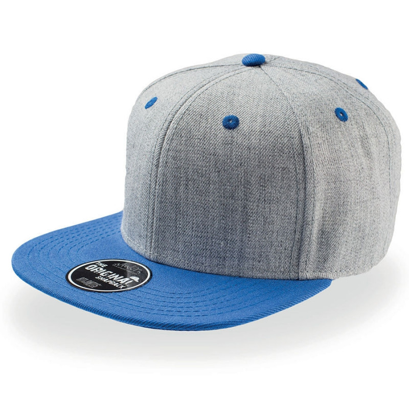 Бейсболка FADER, 6 клиньев, застежка ПВХ, Синий, -, 25408.22