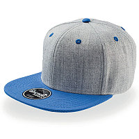 Бейсболка FADER, 6 клиньев, застежка ПВХ, Синий, -, 25408.22, фото 1