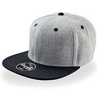 Бейсболка FADER, 6 клиньев, застежка ПВХ, Черный, -, 25408.35