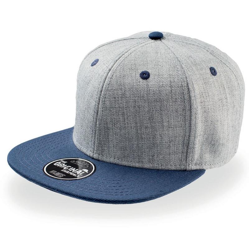 Бейсболка FADER, 6 клиньев, застежка ПВХ, Темно-синий, -, 25408.25