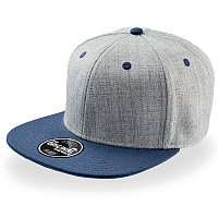 Бейсболка FADER, 6 клиньев, застежка ПВХ, Темно-синий, -, 25408.25, фото 1
