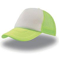 Бейсболка RAPPER, 5 клиньев, пластиковая застежка, Зеленый, -, 25420.03, фото 1