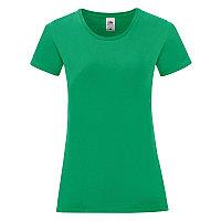Футболка женская LADIES ICONIC 150, Зеленый, XS, 614320.47 XS, фото 1