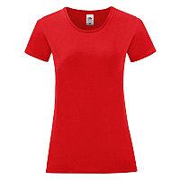 Футболка женская LADIES ICONIC 150, Красный, L, 614320.40 L, фото 1