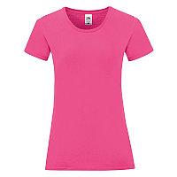 Футболка женская LADIES ICONIC 150, Розовый, L, 614320.57 L, фото 1