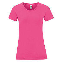 Футболка женская LADIES ICONIC 150, Розовый, 2XL, 614320.57 2XL, фото 1