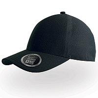 Бейсболка CAP ONE, без панелей и швов, без застежки, Черный, -, 25448.35, фото 1