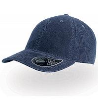Бейсболка CREEP, 6 клиньев, металлическая застежка, Темно-синий, -, 25449.26