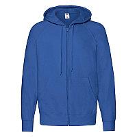 Толстовка мужская LIGHTWEIGHT HOODED SWEAT JACKET 240, Синий, XL, 621440.51 XL