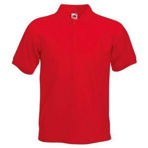 Поло мужское SLIM FIT POLO 220, Красный, S, 632080.40 S