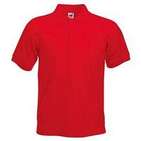 Поло мужское SLIM FIT POLO 220, Красный, L, 632080.40 L