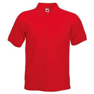 Поло мужское SLIM FIT POLO 220, Красный, XL, 632080.40 XL