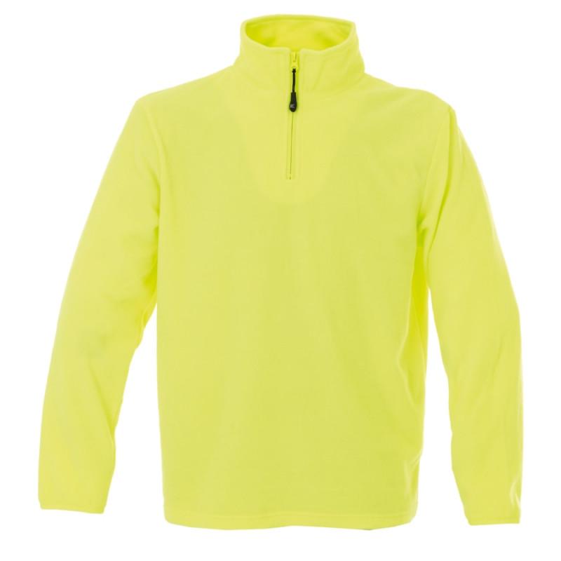 Толстовка флисовая MALMO 185, Желтый (Pantone 106C), 2XL, 3999167.8 2XL