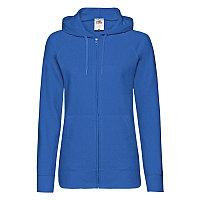 Толстовка женская LADIES LIGHTWEIGHT HOODED SWEAT 240, Синий, XL, 621500.51 XL, фото 1