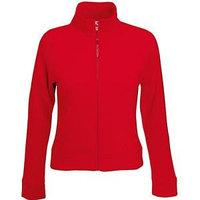 Толстовка женская LADY-FIT SWEAT JACKET 280, Красный, XS, 621160.40 XS