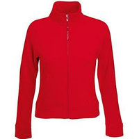 Толстовка женская LADY-FIT SWEAT JACKET 280, Красный, XL, 621160.40 XL