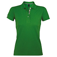 Поло женское PORTLAND WOMEN 200, Зеленый, S, 700575.284 S, фото 1