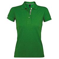 Поло женское PORTLAND WOMEN 200, Зеленый, XL, 700575.284 XL, фото 1