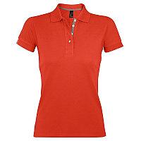 Поло женское PORTLAND WOMEN 200, Оранжевый, XL, 700575.403 XL, фото 1