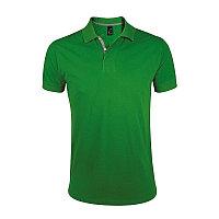 Поло мужское PORTLAND MEN 200, Зеленый, S, 700574.284 S, фото 1