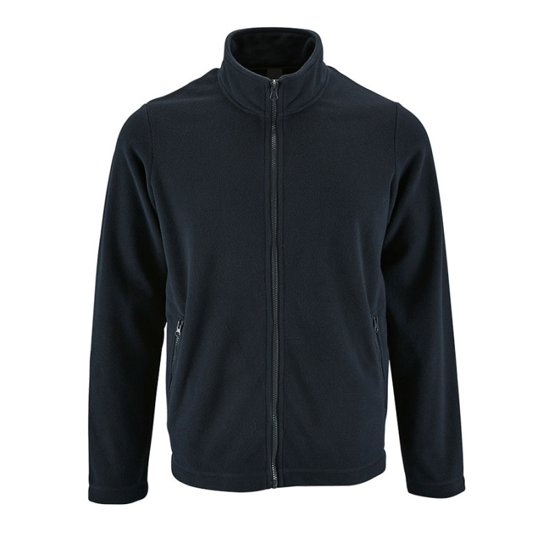 Толстовка мужская флисовая  NORMAN MEN 220, Темно-синий, XL, 702093.318 XL