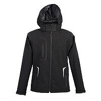 Куртка софтшелл ARTIC 320, Черный, XL, 399926.35 XL, фото 1