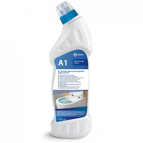 Моющее средство для ежедневной уборки туалетов А1, фото 2