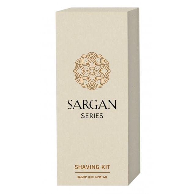Набор бритвенный Sargan (картонная коробка)