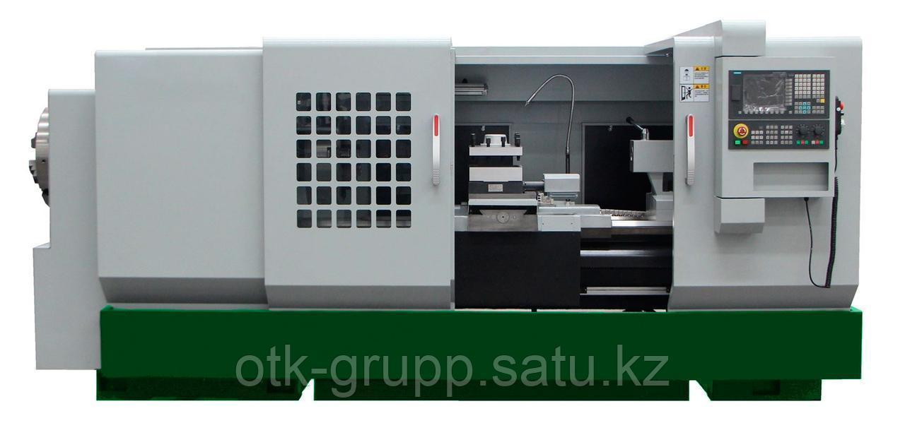 Токарный трубонарезной станок с ЧПУ ТТС-200Ф3