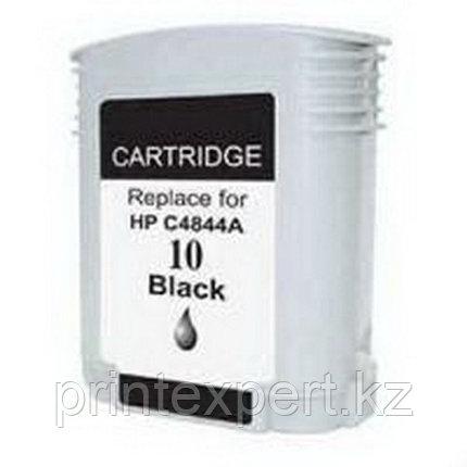 Картридж HP C4844AE №10 для DesignJet 500/800pc/cp1700d/2500C/2000c/DesignJet ColorPro CAD/ColorPro GA black O, фото 2