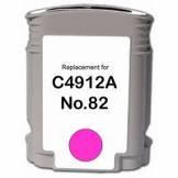Картридж HP C4912A №82 для DesignJet 100/120/500/800 magenta ОЕМ