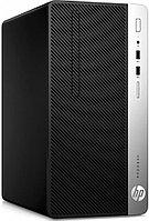 КомпьютерHP 6CF47AV+70821568 ProDesk 400 G6 MT i5-9500 8GB/256+1T Win10 Pro GLD310W / i5-9500 / 8GB (1x8GB) D