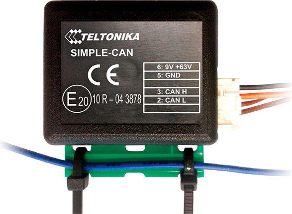 CAN-преобразователь Teltonika SIMPLE-CAN, фото 2