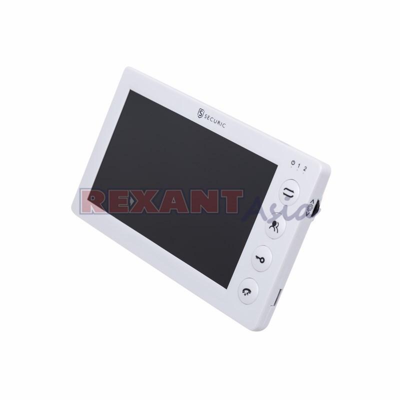 """Цветной монитор  видеодомофона 7"""", AHD, с детектором движения, функцией фото- и  видеозаписи ( AC-334) Rexant"""