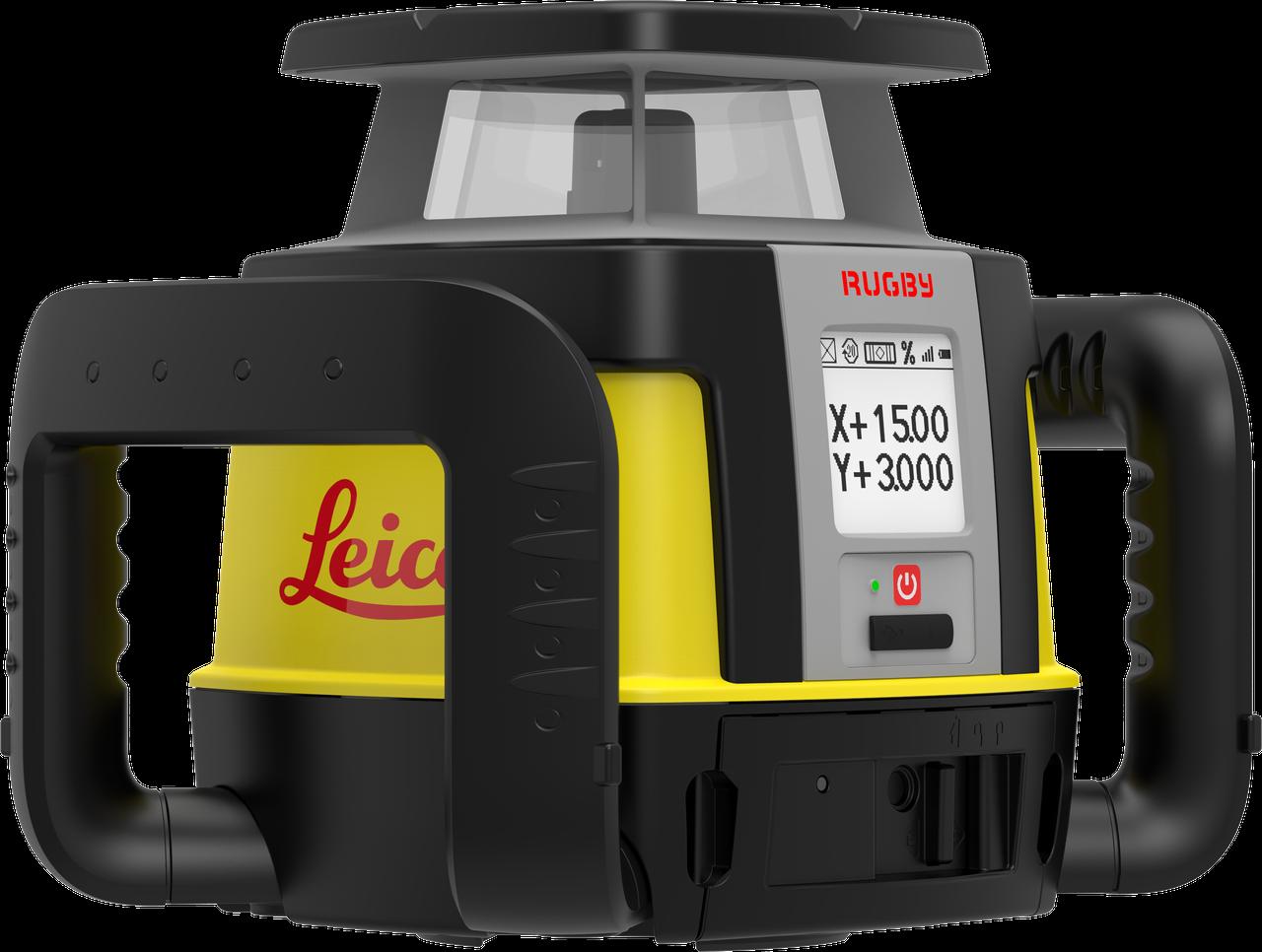 Ротационный лазерный нивелир Leica Rugby CLI.
