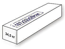 Батут диам. 210 см с ограждением Starter, фото 3