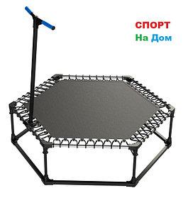 Фитнес батут для джампинга Leco-IT Fit диам. 135 см. до 90 кг