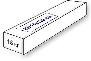 Фитнес батут для джампинга Leco-IT Fit диам. 135 см. до 90 кг, фото 3