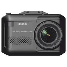 Автомобильный радар-детектор - видео регистратор IBOX F5 Slim SignatureA12