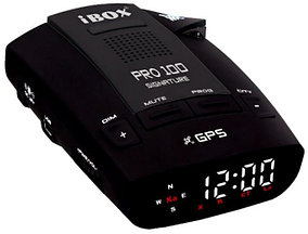 Автомобильный радар-детектор IBOX PRO 100 Signature