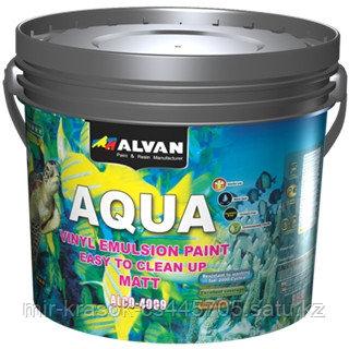 Водоэмульсионная краска AQUA