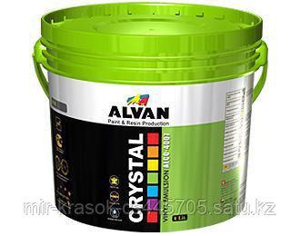 ALVAN CRYSTAL водоэмульсионная краска