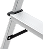 Стремянка двухсторонняя алюминиевая NV100, 3 ступени, фото 6