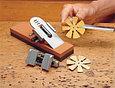 Угломер Veritas Bevel Gauge, для проверки углов заточки стамесок, фото 3