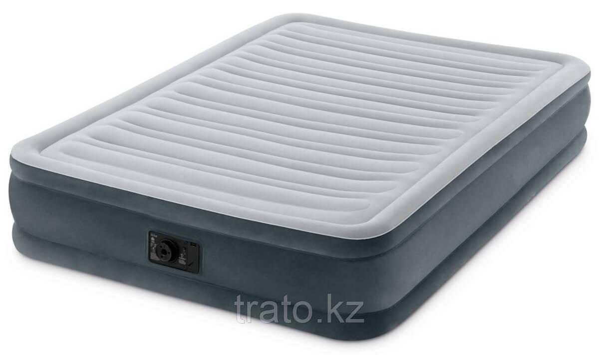 Кровать надувная 191 х 137 х 33 см.