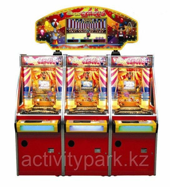Игровой автомат - Super circus