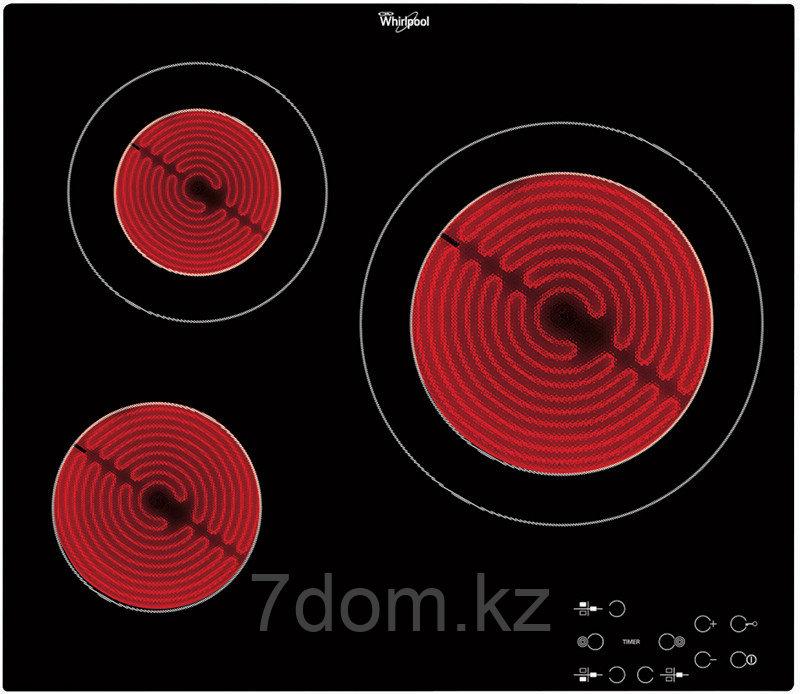 Встраиваемая поверхность керам. Whirlpool AKT 8030 NE